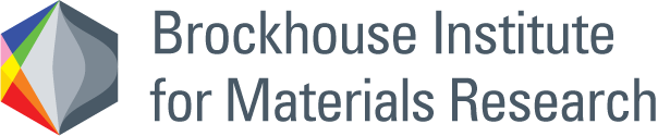 Logo for Brockhouse Institute for Materials Research